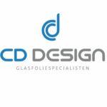 CD Design Glasfolie